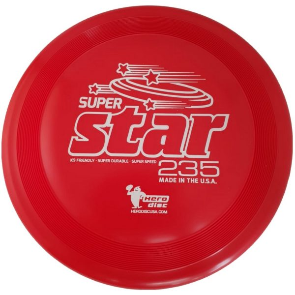 SuperStar 235 Rood