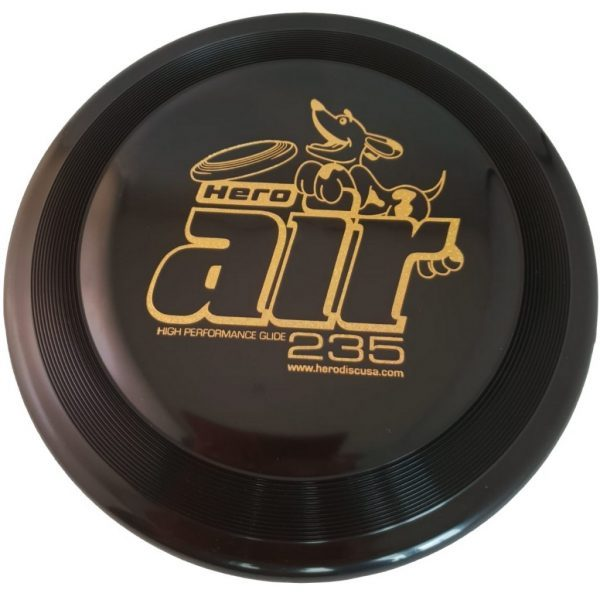 Hero Air 235 Zwart