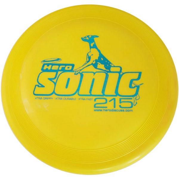 Hero Sonic 215 Geel