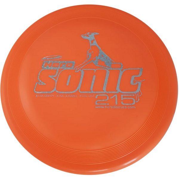 Hero Sonic 215 Oranje