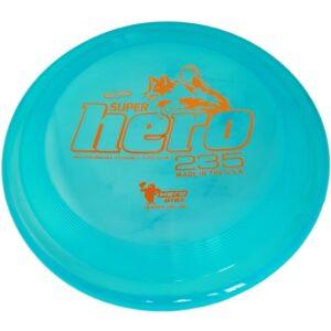 SuperHero235 Candy Licht Blauw