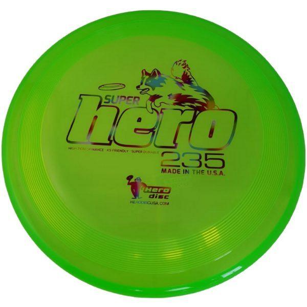 SuperHero235 Candy Licht Groen