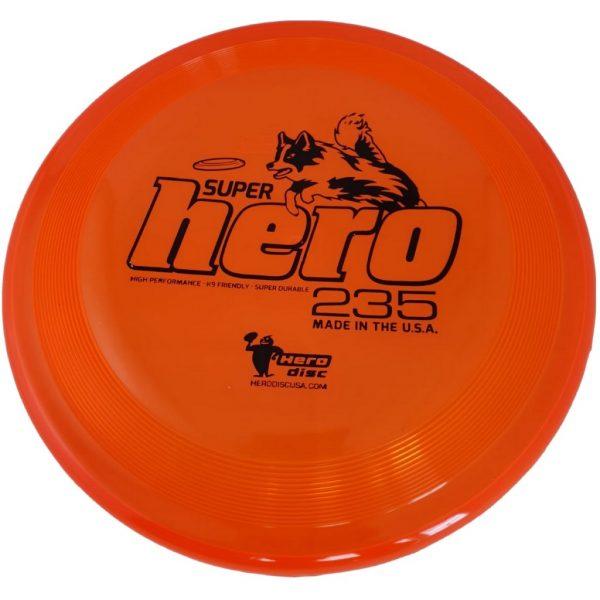 SuperHero235 Candy Oranje