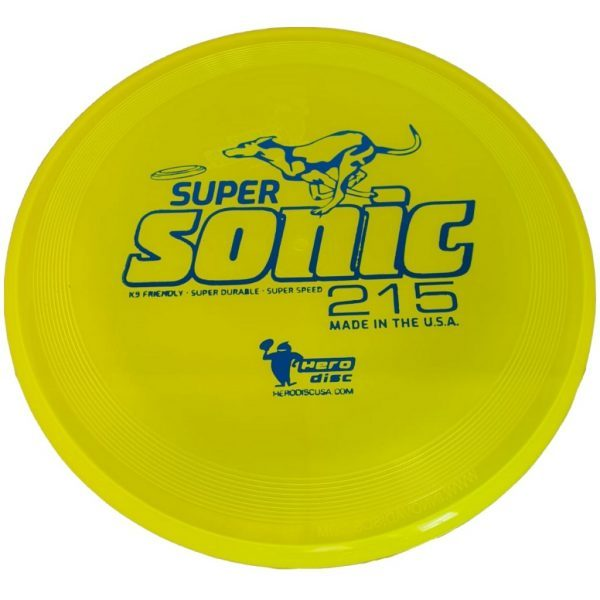 SuperSonic 215 Candy Geel