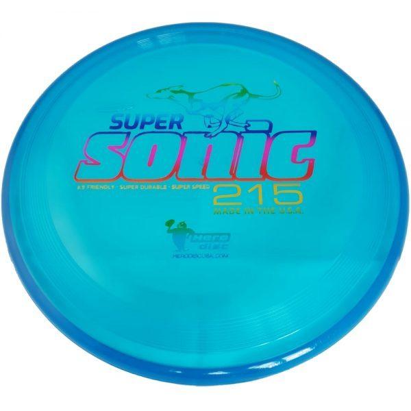 SuperSonic 215 Candy Licht Blauw