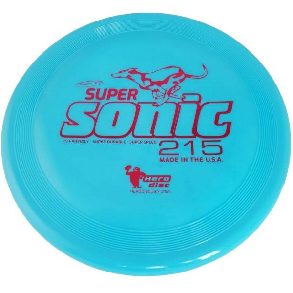 SuperSonic 215 Licht Blauw