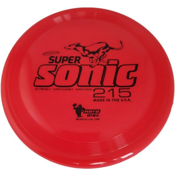 SuperSonic 215 Rood