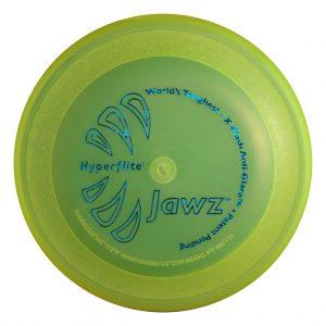 hyperflite_dogfrisbee_jawz_geel