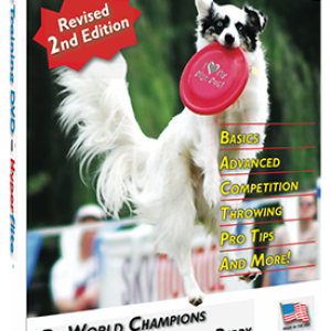 Disc Dog Trainings DVD