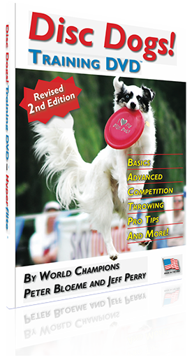 Disc Dog Trainings DVD