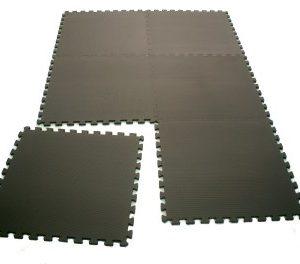 Lockfast vloer Zwart