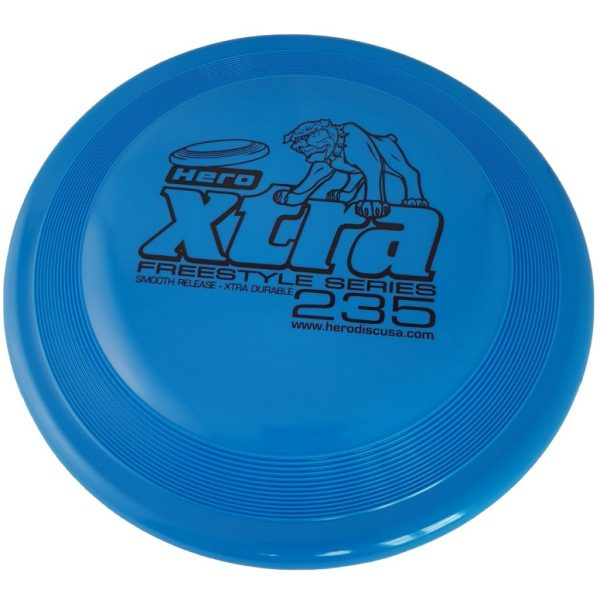 Hero Xtra 235 Freestyle Blauw