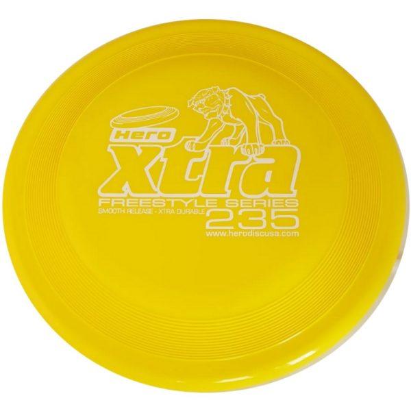 Hero Xtra 235 Freestyle Geel