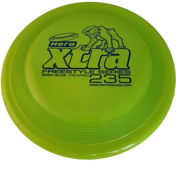 Hero Xtra 235 Freestyle Groen