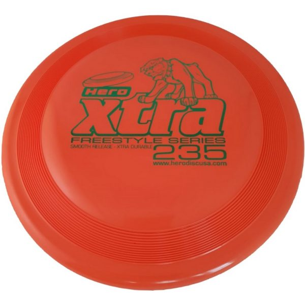 Hero Xtra 235 Freestyle Oranje