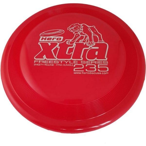 Hero Xtra 235 Freestyle Rood