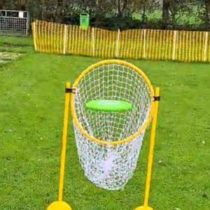 Frisbee Target Net